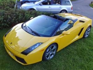 Sprezzaturian's Lamborghini
