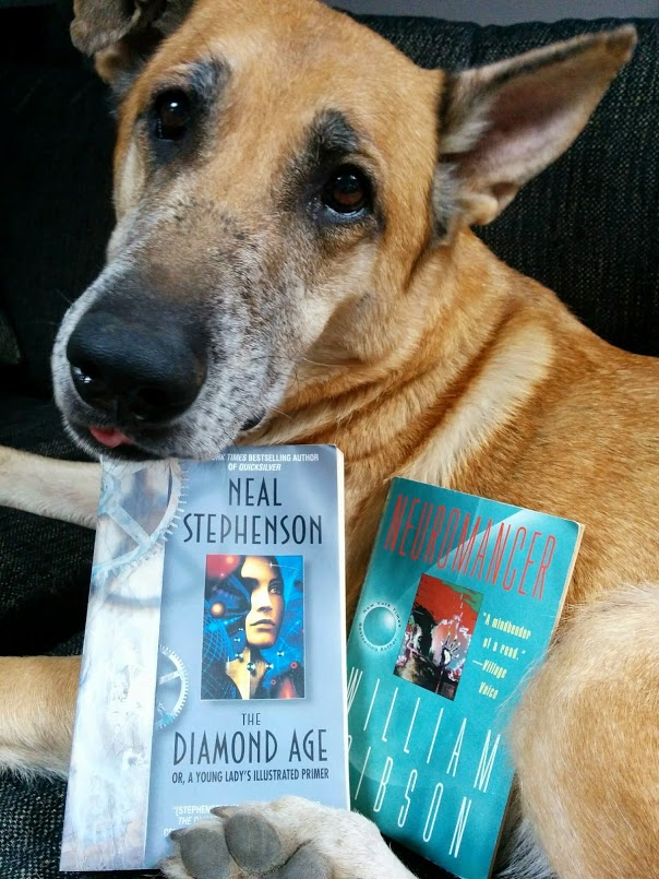 SpreZZaturian reads Neuromancer