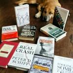 SpreZZaturian reads business books